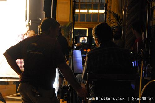 Kill Shot behind the scenes
