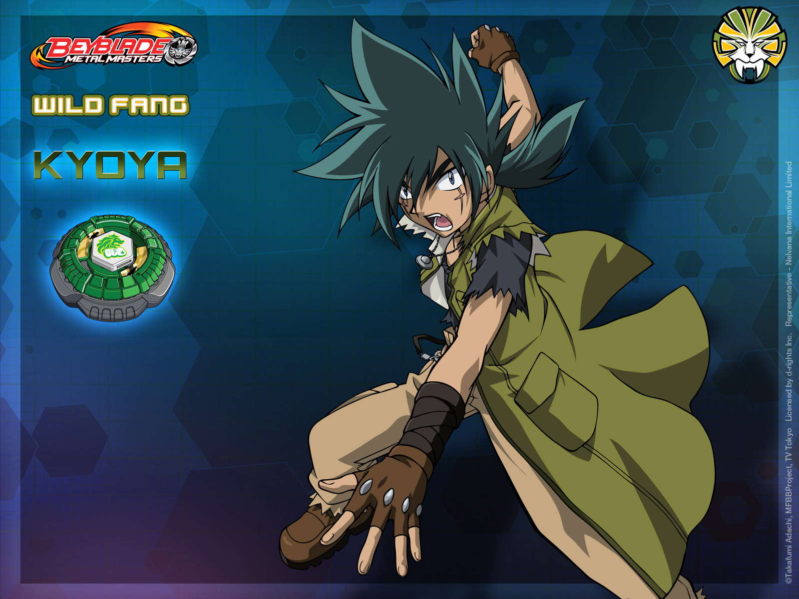 Beyblade Metal Fusion OC Characters images Kyoya HD ...