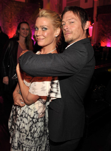 Laurie & Norman.