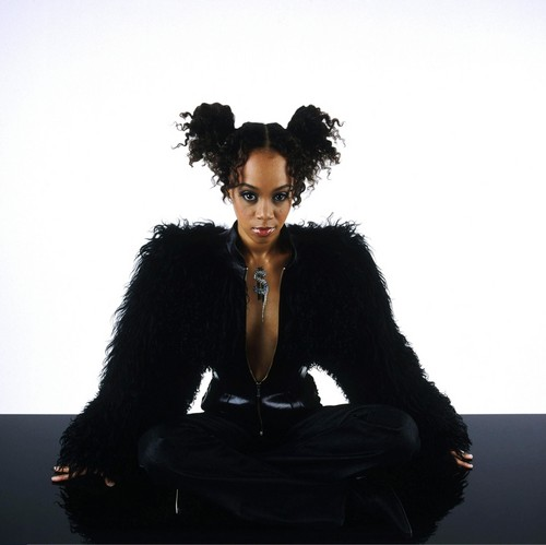 TLC (Music) wallpaper with a fur coat entitled Left Eye