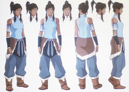 Avatar, La Légende de Korra fond d'écran called Legend of Korra