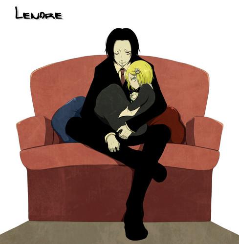 Lenore & Ragamuffin