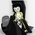 Lenore and Ragamuffin - lenore fan art