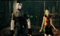 Leon and Ashley - leon-kennedy screencap