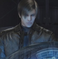 Leon in RE Degeneration - leon-kennedy screencap