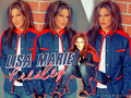 Lisa's wallpaper - lisa-marie-presley wallpaper