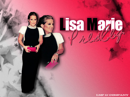 Lisa wallpaper