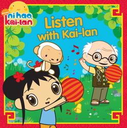Listen with Kai-Lan