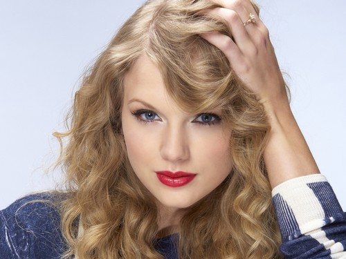 Taylor Swift wallpaper possibly containing a portrait called Lovely Taylor Wallpaper ❤