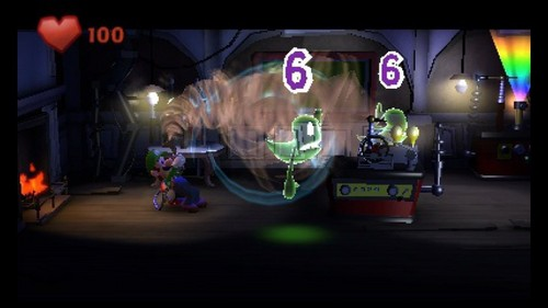 Luigi images Luigi's Mansion 2 HD wallpaper and background photos