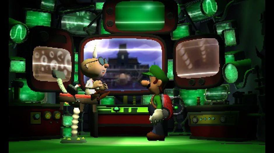 Luigi images Luigi's Mansion 2 HD wallpaper and background photos