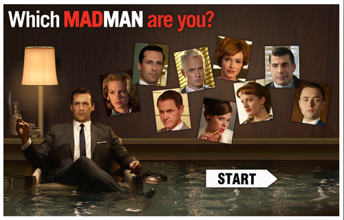 MAd Men games. - mad-men Screencap