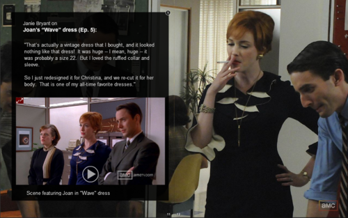 Mad Men Season 4 fashion index