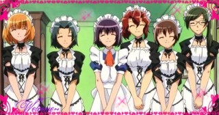 Maids - kaichou-wa-maid-sama Screencap