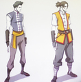 Mako original concept - avatar-the-legend-of-korra photo