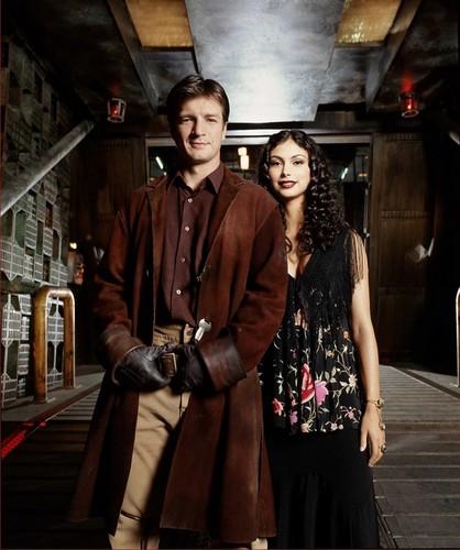 Malcolm Reynolds & Inara Serra