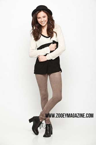 Malese Jow ; New Photoshoot 2011