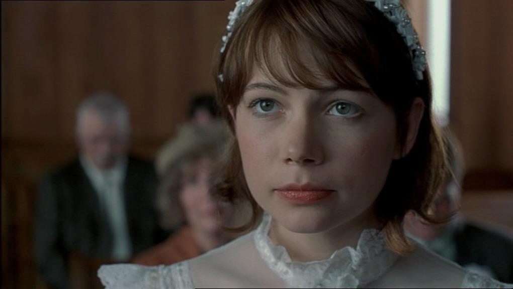 Michelle As Alma In 'B... Michelle Williams Movies