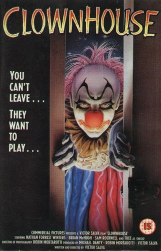 Halloween Horror: Clownhouse