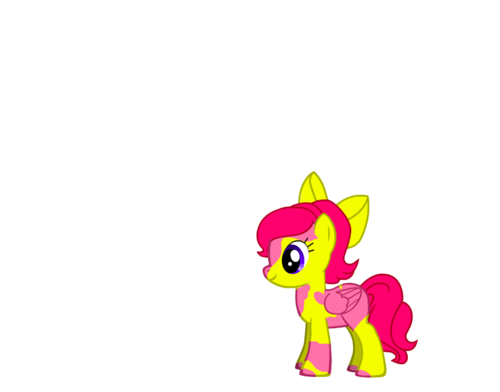 My poni, pony Fancharacters