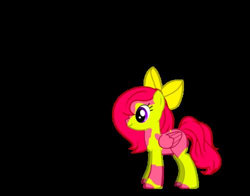 My gppony, pony Fancharacters