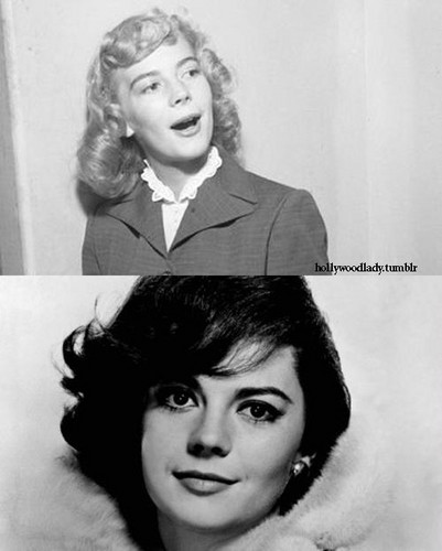 Natalie Wood Blonde/ Brunette