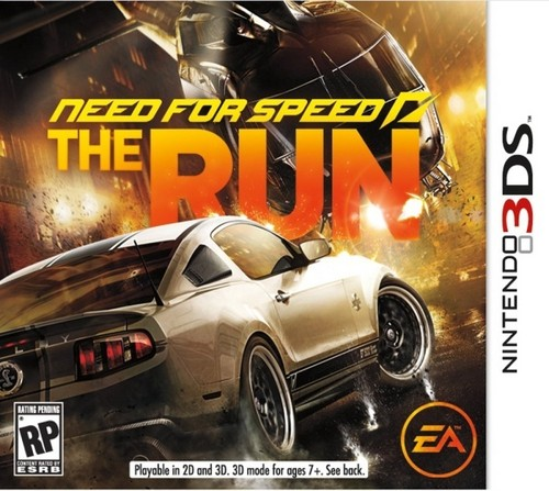 Need for Speed wallpaper possibly containing a stock car entitled Need For Speed: The Run