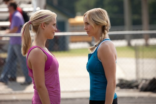 "Caroline Forbes 壁紙 probably with a leotard entitled New 3x06 ""Smells Like Teen Spirit"" still [HQ] ♥"