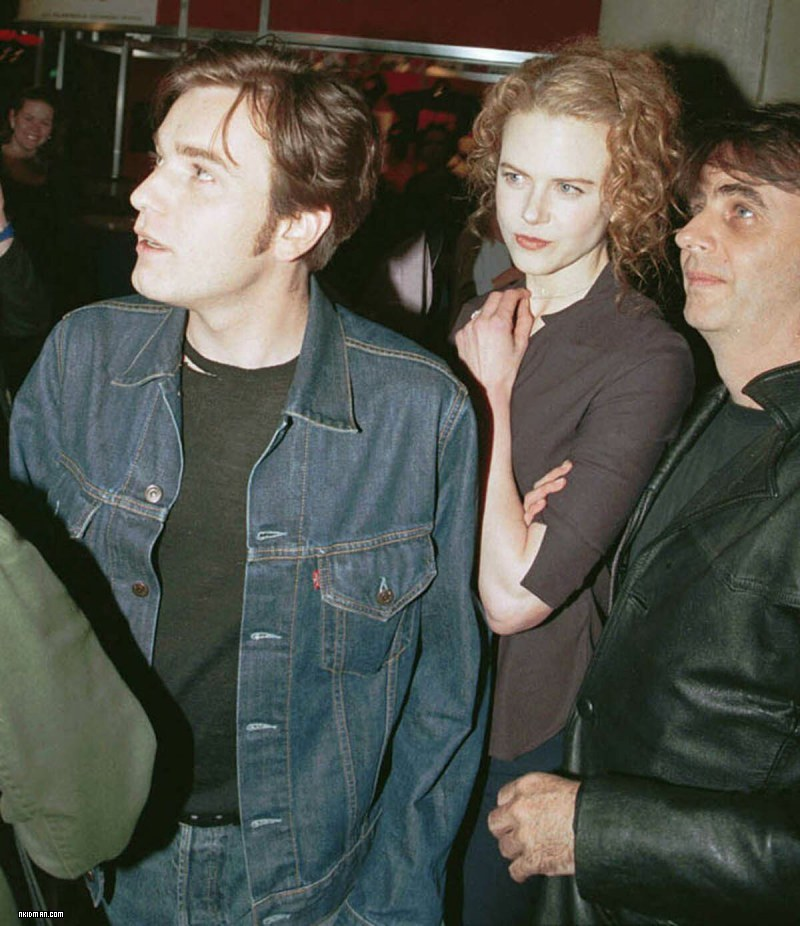 Nicole Kidman and Ewan McGregor - Burn The Floor movie premiere