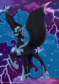 Nightmare Moon - nightmare-moon photo