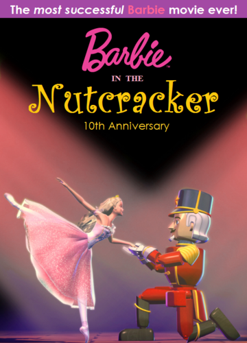 Nutcracker DVD Cover AKA Poster