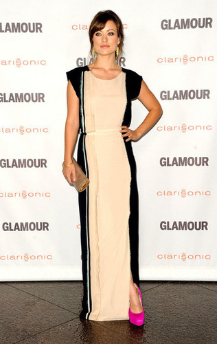 Olivia Wilde @ the 2011 Glamour Reel Moments Premiere