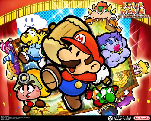 Paper Mario TTYD