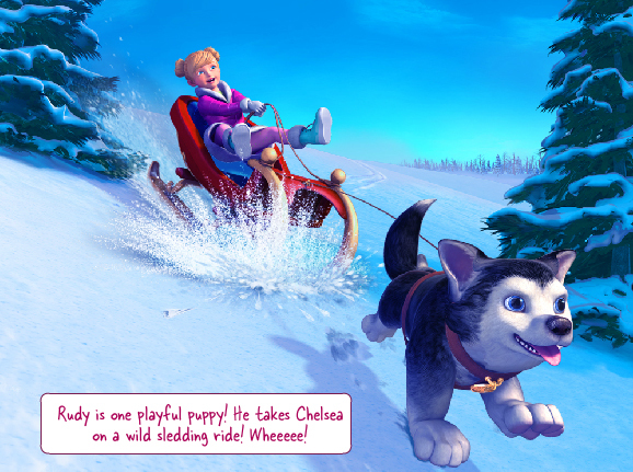 Perfect Christmas - barbie-movies photo