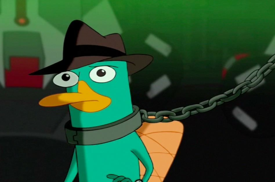 Perry The Platypus 31899538