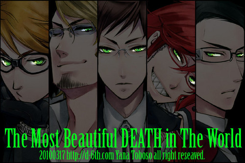 The Most Beautiful death in the world Fanclub wallpaper possibly containing anime called Pictures