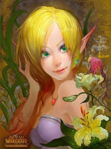Pretty Blood Elf