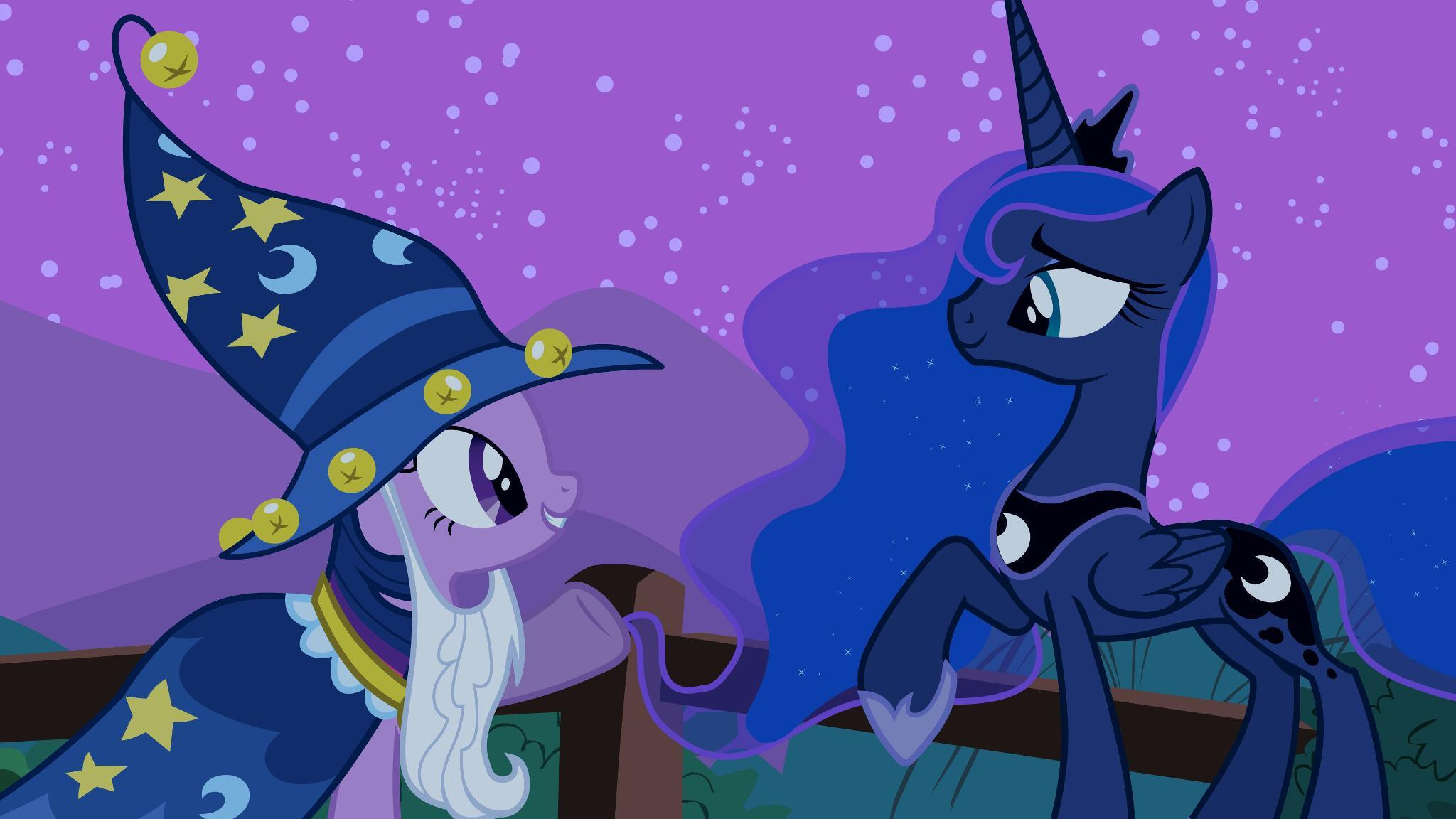 My Little Pony Princess Luna Pictures To Pin On Pinterest