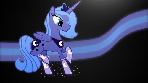 Princess Luna fond d'écran called Princess Luna