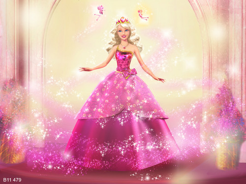 Barbie Princess Charm School wallpaper probably with a gown, a dinner dress, and a fountain entitled Princess Sophia