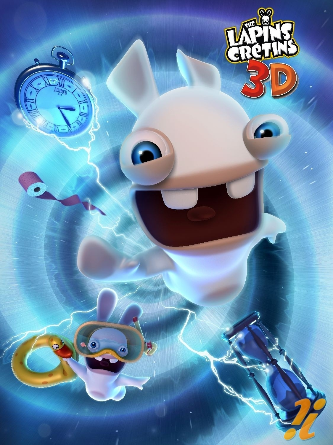rabbids images rabbids: travel in time 3d hd wallpaper and