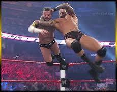 Randy Orton Perfect RKO