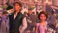 Rapunzel's family