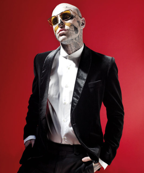 Rick Genest - Rick Genest Photo (26223976) - Fanpop