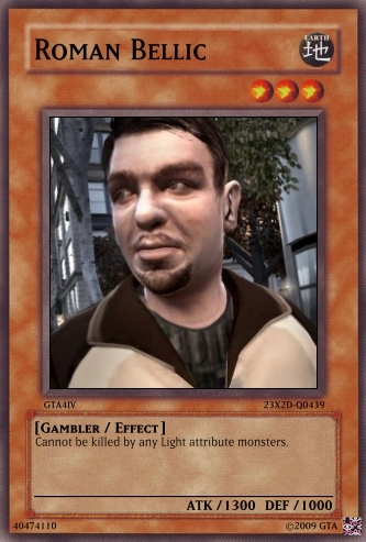 Roman Belic card