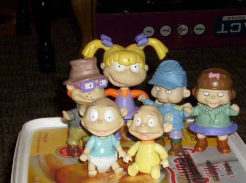 Rugrats toys