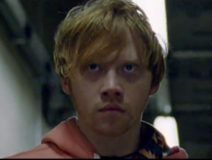Rupert in the Ed Sheeran video