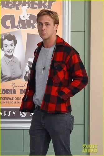 Ryan anak angsa, gosling Makes AskMen's puncak, atas 49 daftar