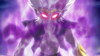Beyblade Metal Fusion achtergrond titled Ryuga being Possessed
