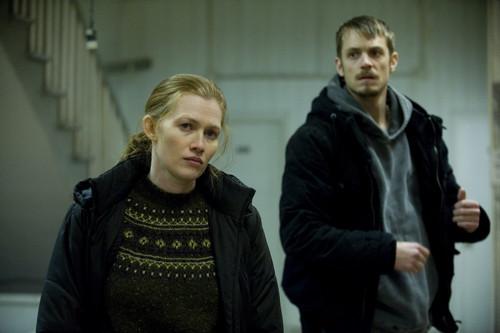 Sarah Linden & Stephen Holder